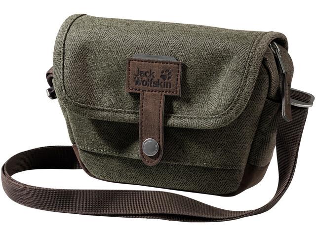 Jack Wolfskin Tweedster Bag woodland green
